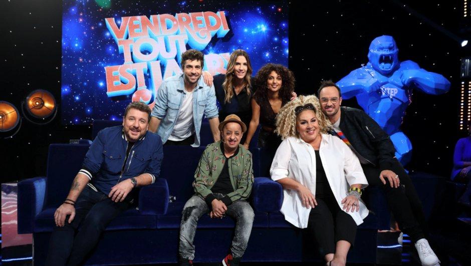 Événement : Vendredi 29 mars, tout sera Jarry  sur TF1 !