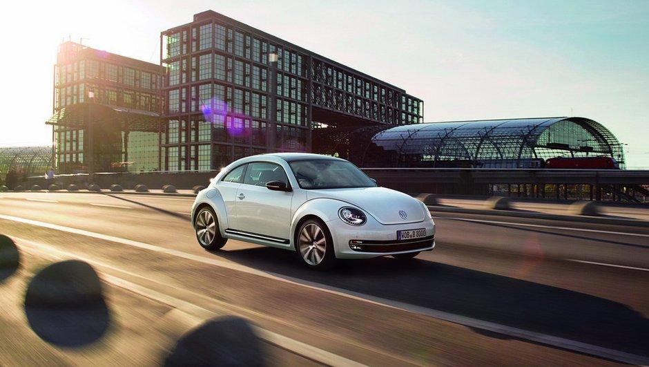 Volkswagen Beetle 2011 : la nouvelle Coccinelle en photos