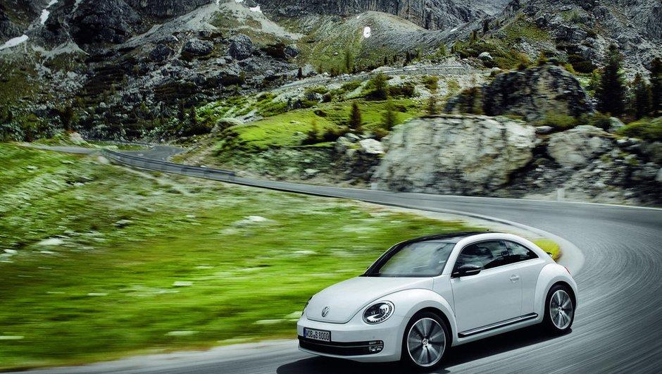 Volkswagen Coccinelle : les prix de la nouvelle Beetle