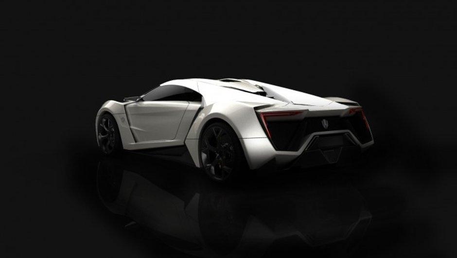 W Hyper-Sport : un supercar venu du Moyen-Orient !