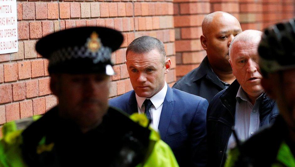 Premier League - La justice anglaise prive Wayne Rooney de permis de conduire pour deux ans