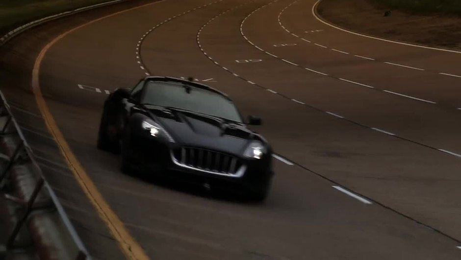 Kahn WB12 Vengeance : l'Aston Martin DB9 réinterprétée