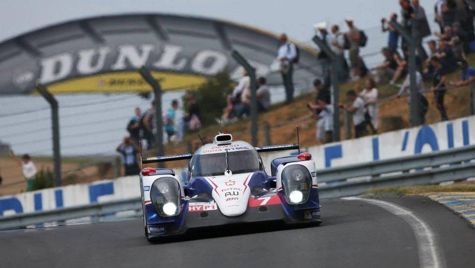 WEC 2014 - 24h du Mans : Toyota domine la journée test