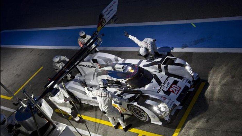 Endurance - 6h de Silverstone 2014 : Porsche reprend la main lors des EL3