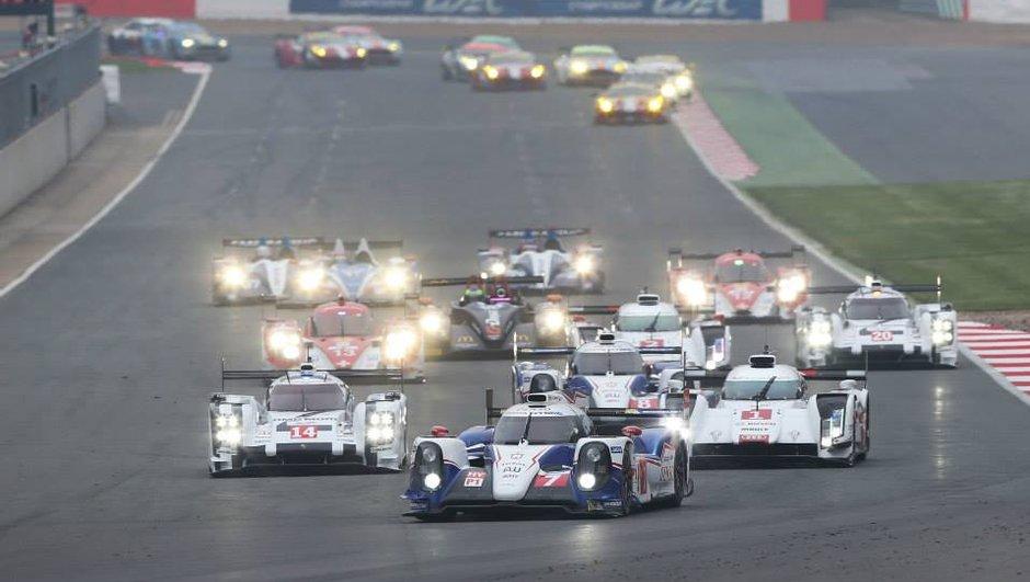 Endurance - 6h de Silverstone 2014 : Toyota conserve la tête au départ