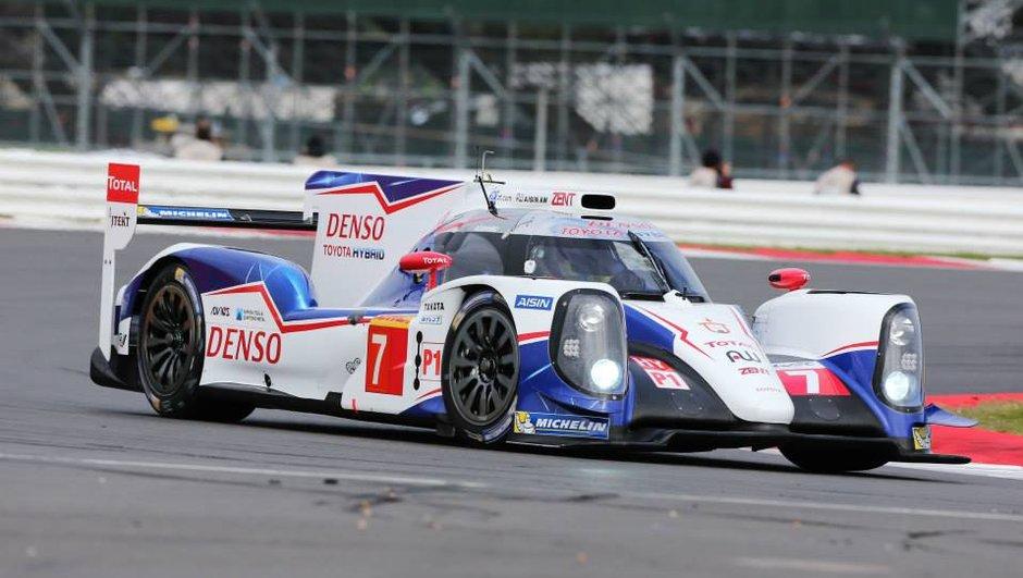 Endurance - 6h de Silverstone 2014 : Toyota crée la surprise en qualifications