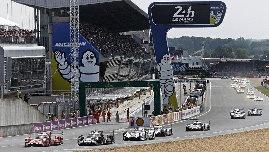 24h du Mans 2015 : classement inchangé à 11h