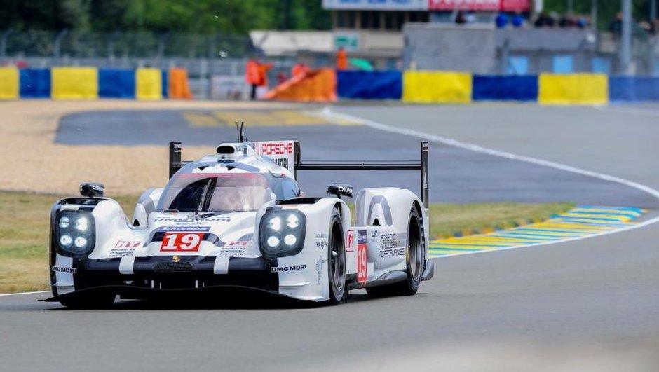 24 h du Mans 2015, 13h : le podium s'envole pour l'Audi n°9