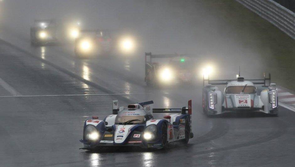 Endurance - 6h de Fuji 2013 : Toyota victorieuse d'une course perturbée par la pluie