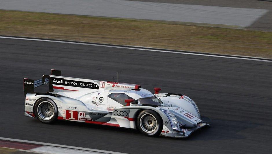 Audi - Endurance : Audi, à fond dans l'hybride