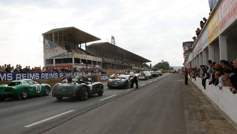 Les droits de participation offerts à l'Excellence Automobile de Reims