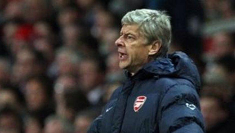 Arsène Wenger supporte... l'Angleterre !