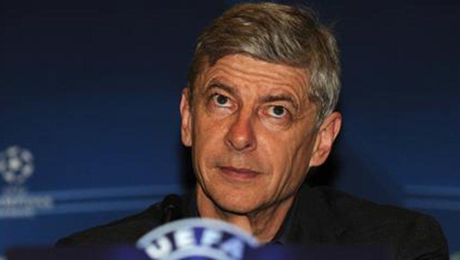 """Wenger : """"Je suis confiant"""""""