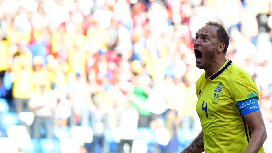 Mexique-Suède (0-3) : le match en un coup d'œil
