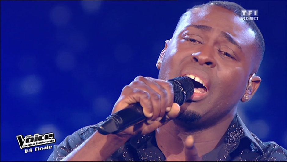 The Voice 3 : Wesley, la finale du talent finaliste de Florent Pagny en images