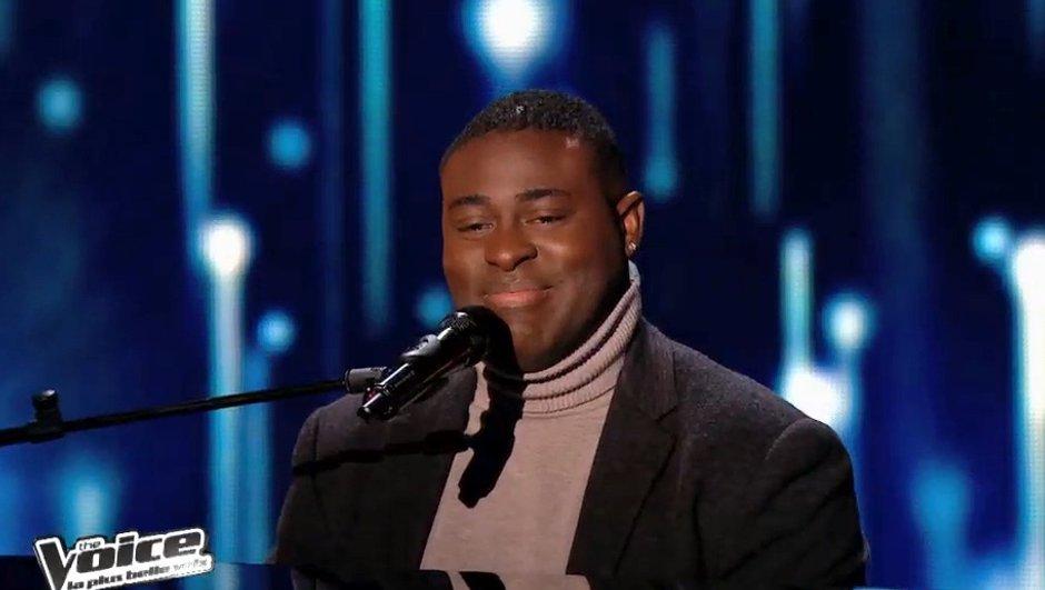 The Voice 3 : Wesley vise la victoire grâce à Florent Pagny