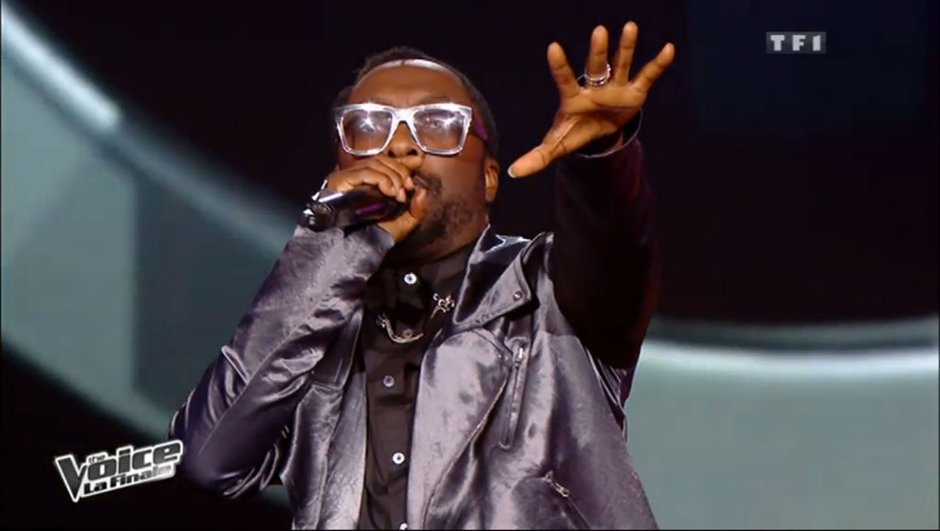 The Voice 2 : un single produit par will.i.am pour Yoann Fréget !