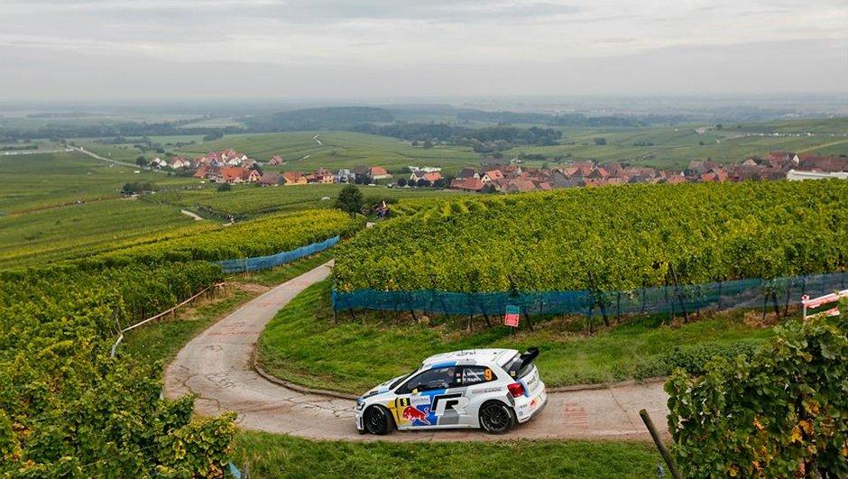 WRC 2014 - Du changement pour l'édition 2014 du Rallye France-Alsace
