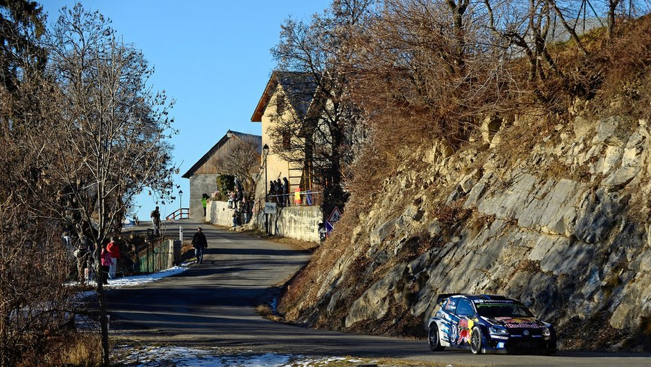 WRC - Rallye de Monte-Carlo 2015 : Ogier vainqueur, triplé Volkswagen