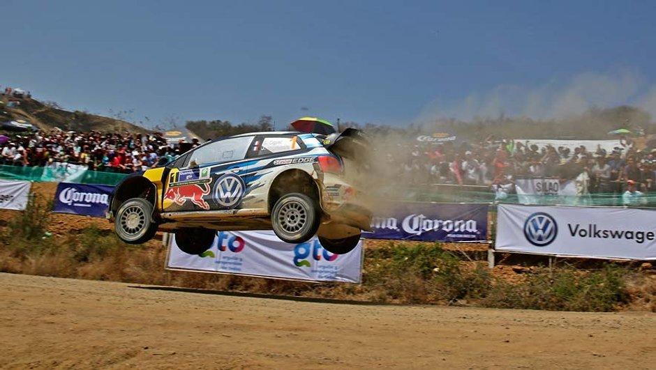 WRC - Rallye du Mexique 2015 : Ogier en route vers un 3e succès consécutif