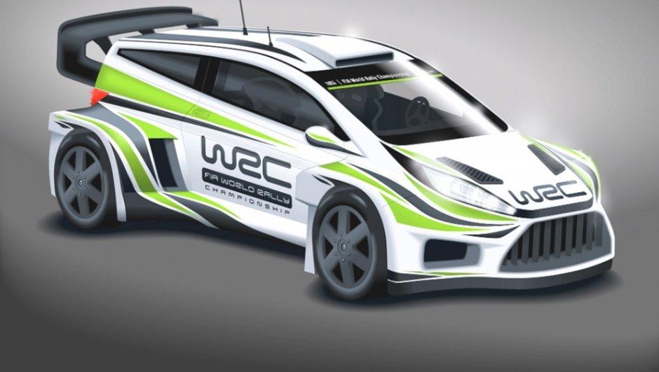 WRC : des voitures au style plus agressif pour 2017