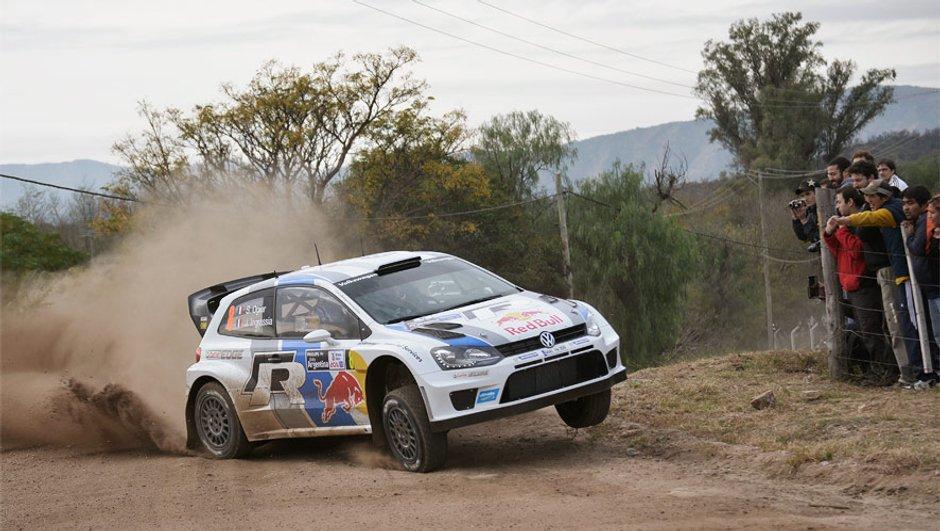 WRC - Rallye d'Argentine: Ogier en tête après la Super Spéciale