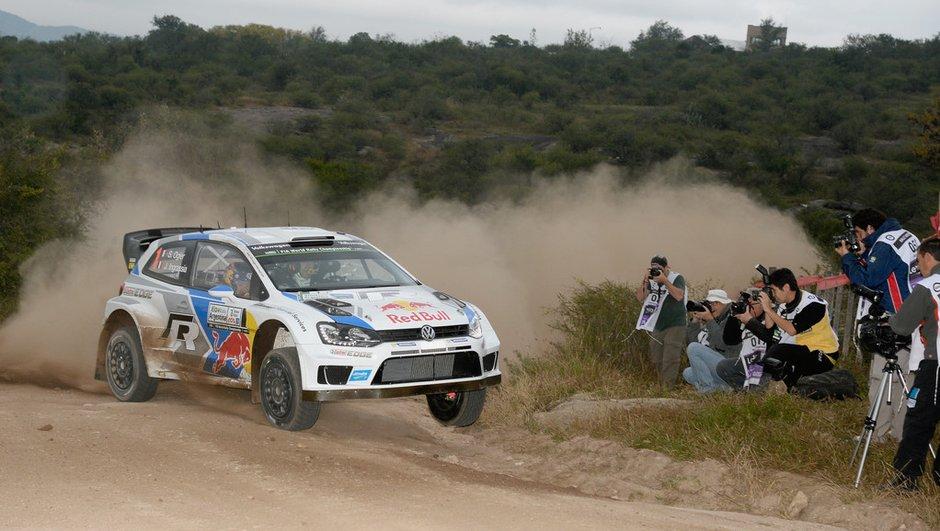 WRC - Rallye d'Argentine 2014 : Ogier remporte la première spéciale