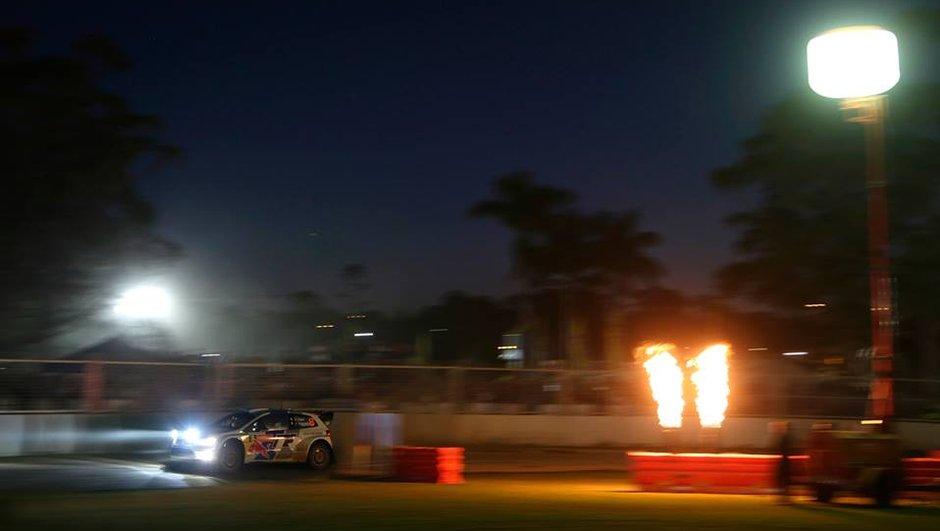 WRC - Rallye d'Australie 2013 : Ogier termine la 3e journée en tête