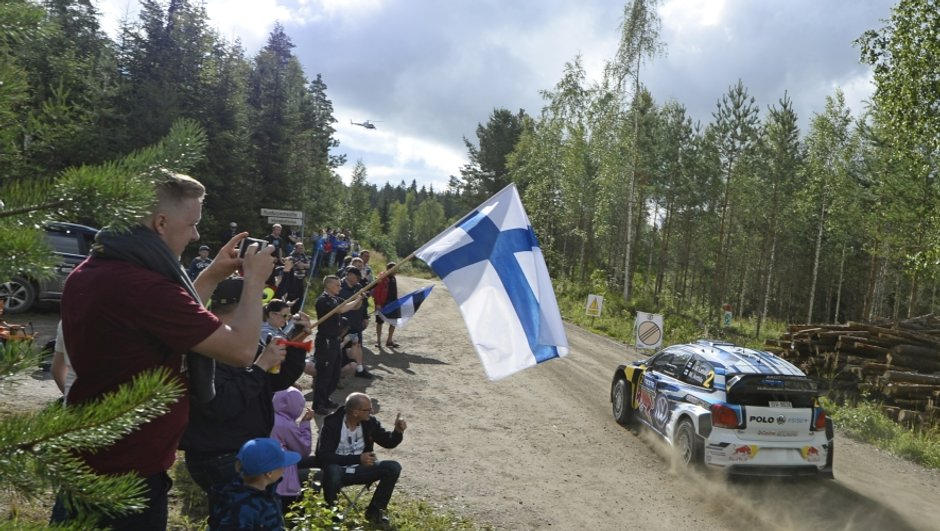 WRC – Rallye de Finlande 2015 : Latvala récupère la tête après 10 spéciales