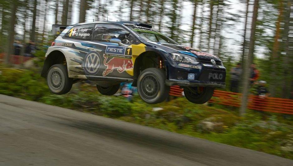 WRC – Rallye de Finlande 2015 : Ogier s'installe aux commandes