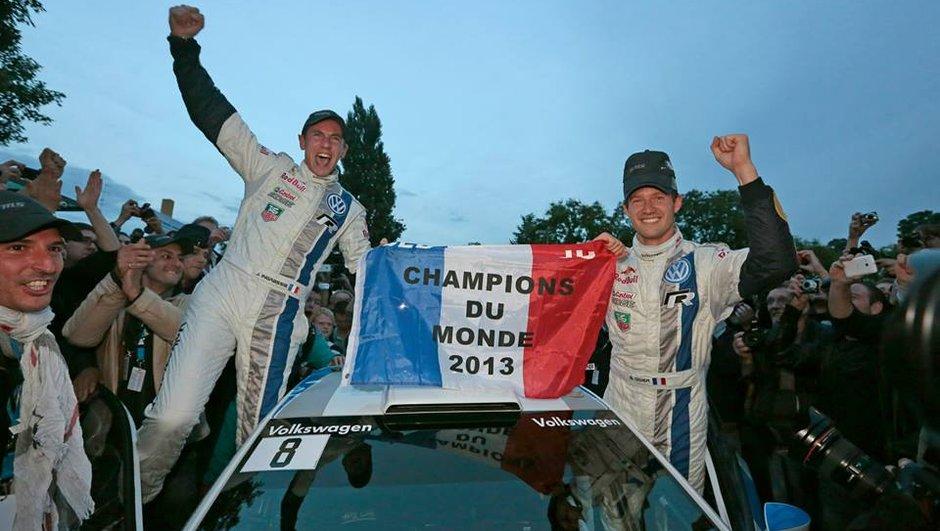 WRC - Rallye de France-Alsace 2013 : Double consécration pour Ogier