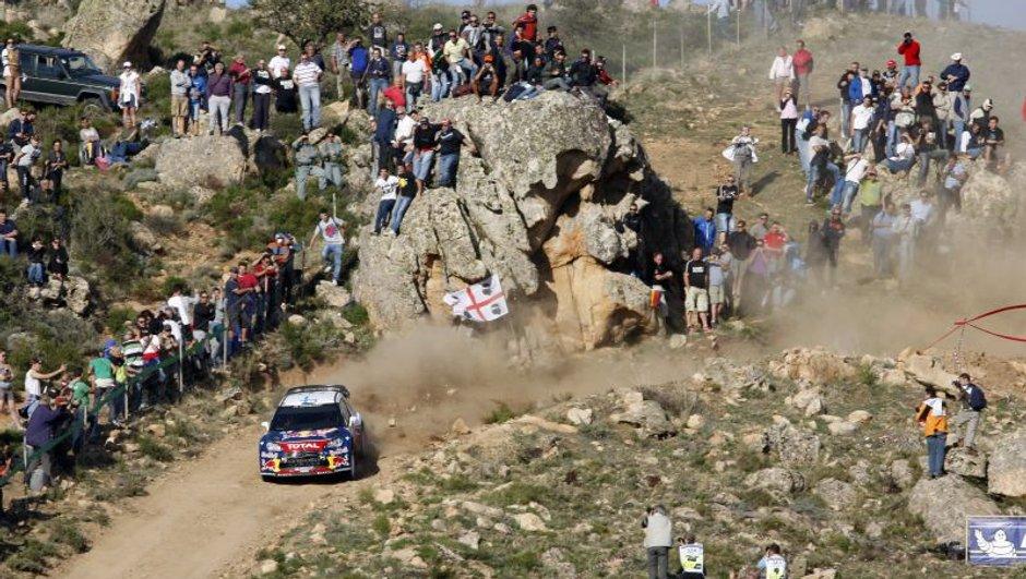 WRC - Italie : Mikko Hirvonen remporte le rallye de Sardaigne