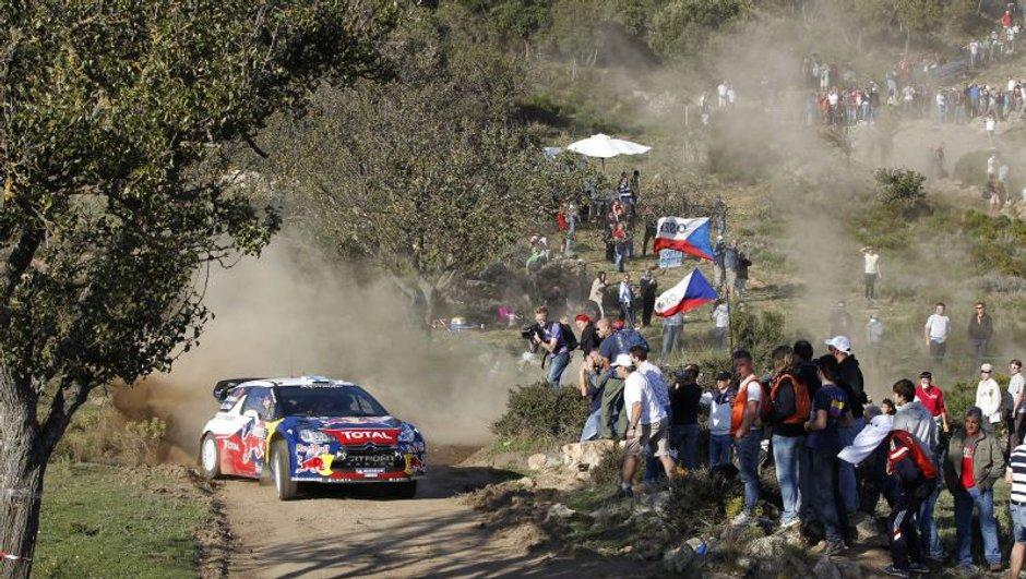 WRC - Rallye Italie - Jour 2 : Hirvonen fait fi de l'hécatombe