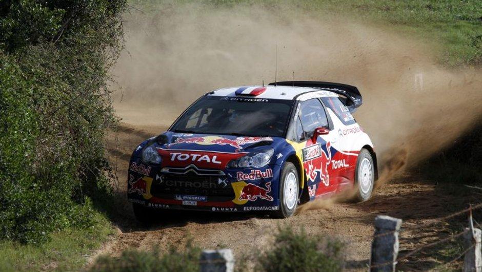 WRC - Rallye Italie - Jour 2 : Loeb, Neuville et Latvala sortis