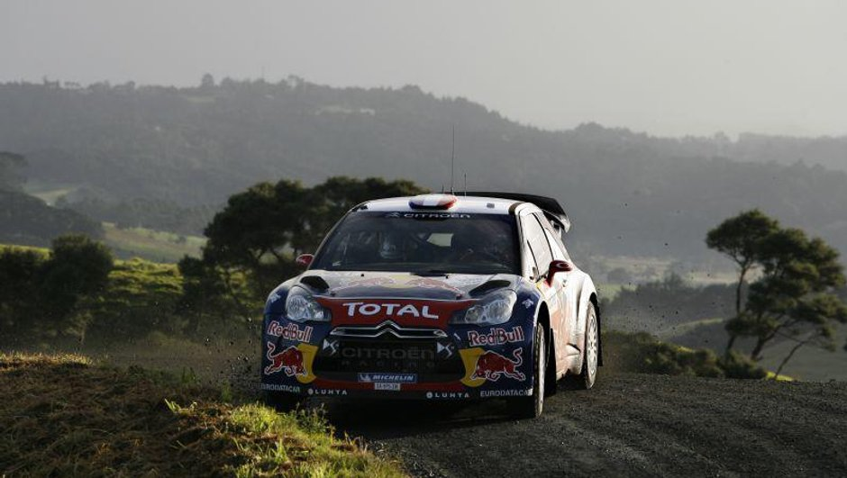 WRC - Rallye de Nouvelle-Zélande : Loeb premier vendredi