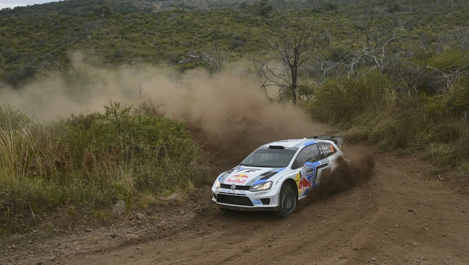 WRC - Rallye d'Argentine : Ogier face à Loeb jeudi soir
