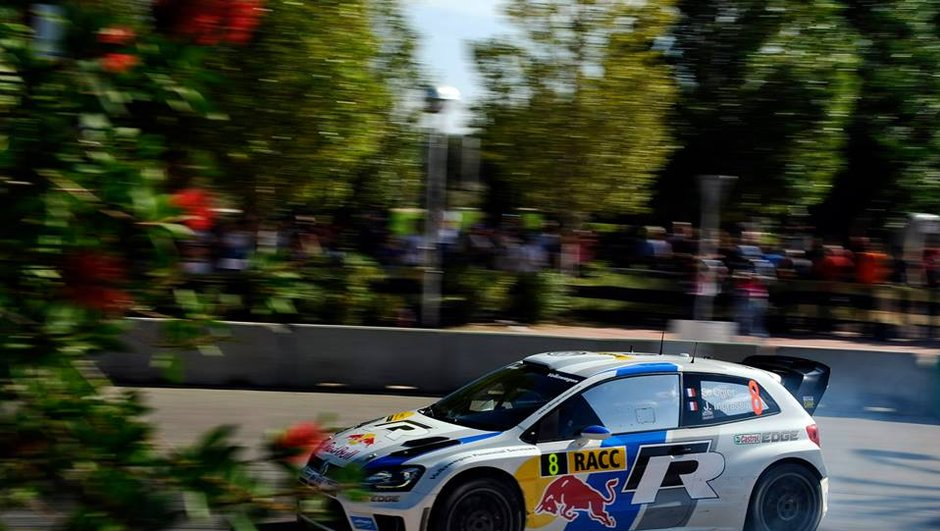 WRC - Rallye de Catalogne 2013 : Latvala termine la 2e journée en tête