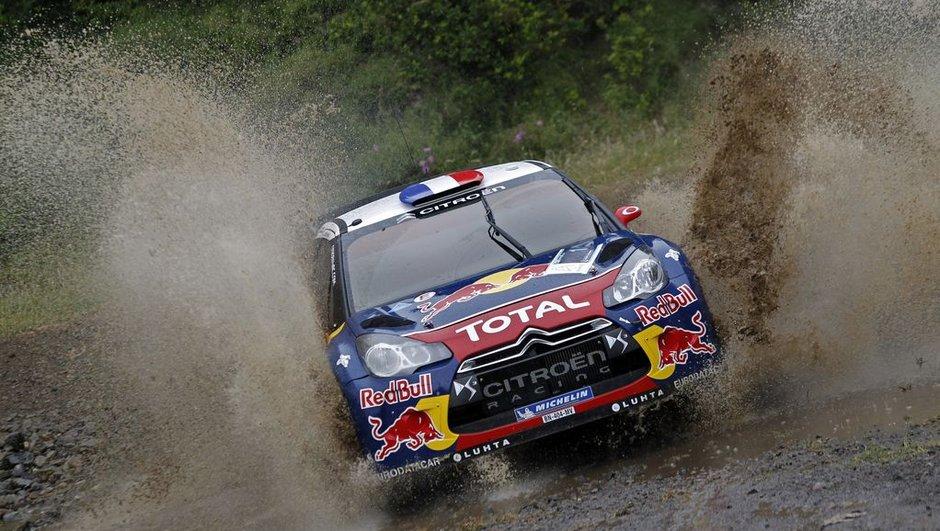 WRC - Rallye de Grèce : Loeb remporte la sixième manche