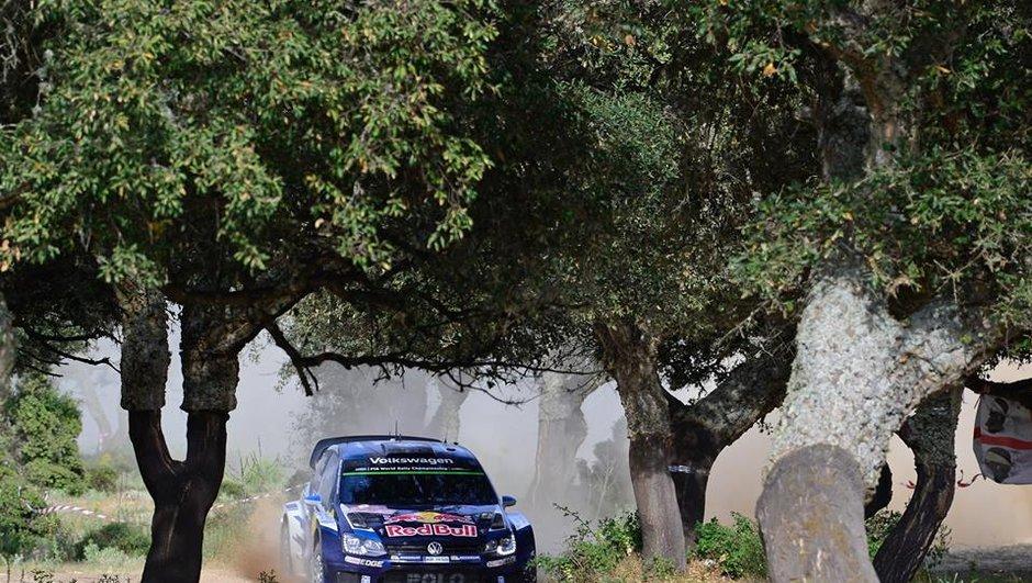 WRC – Rallye de Sardaigne 2015 : Ogier triomphe avec panache