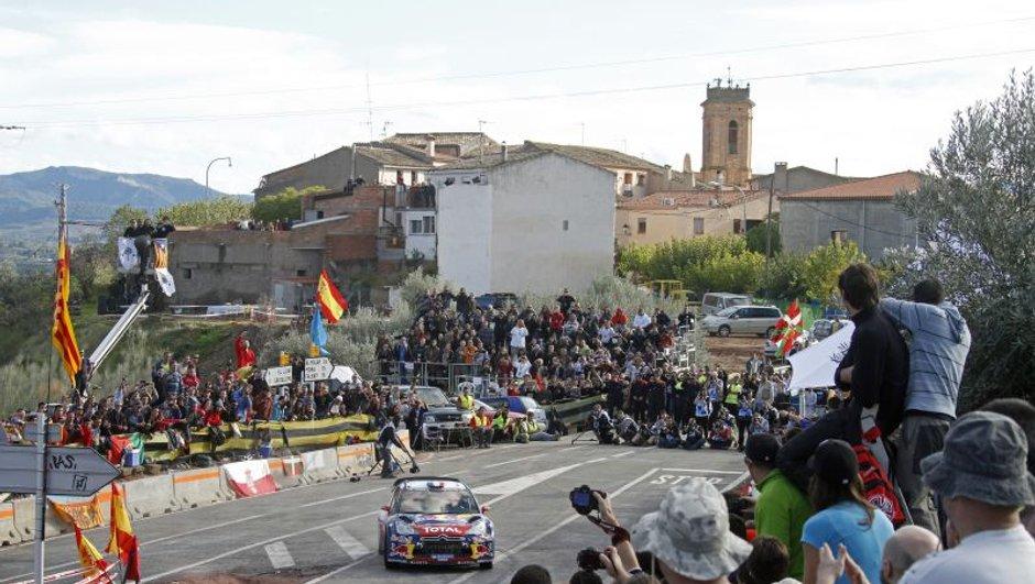 WRC - Loeb : une dernière victoire en championnat du monde