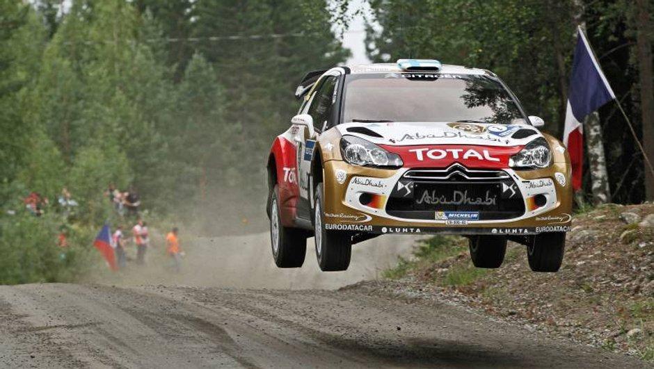 WRC - Rallye de Finlande 2013 : Neuville et Hirvonen co-leaders après la spéciale 2