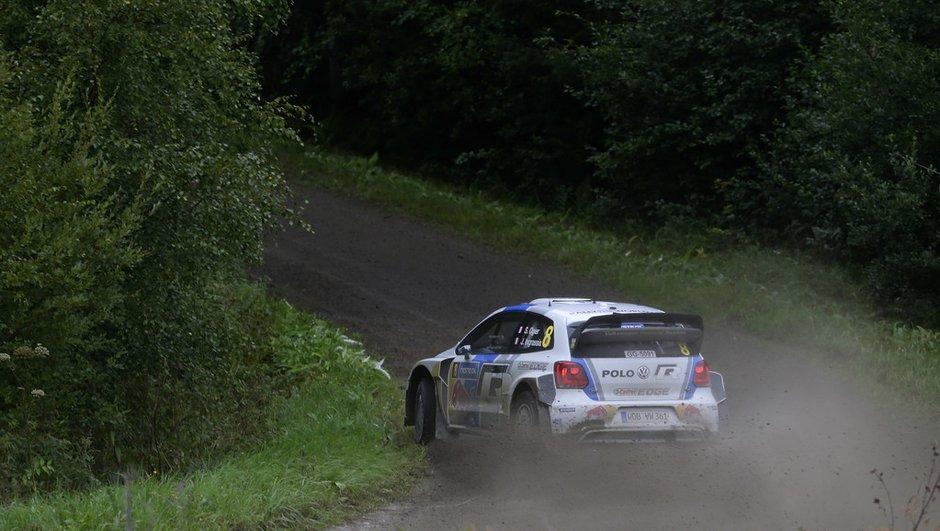 WRC - Rallye de Finlande 2013 - Spéciale 12 : Ogier creuse l'écart