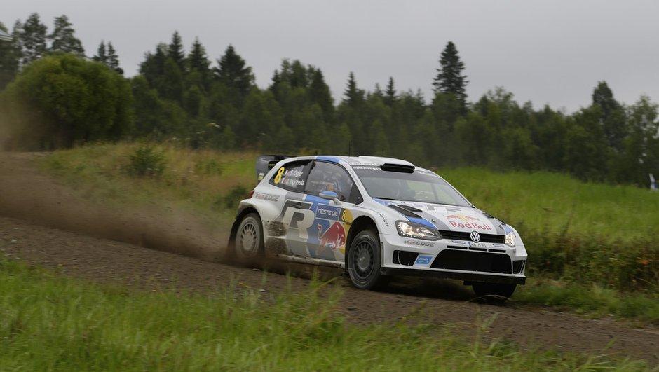 WRC - Rallye de Finlande 2013 - Spéciale 11 : Ogier passe Ostberg