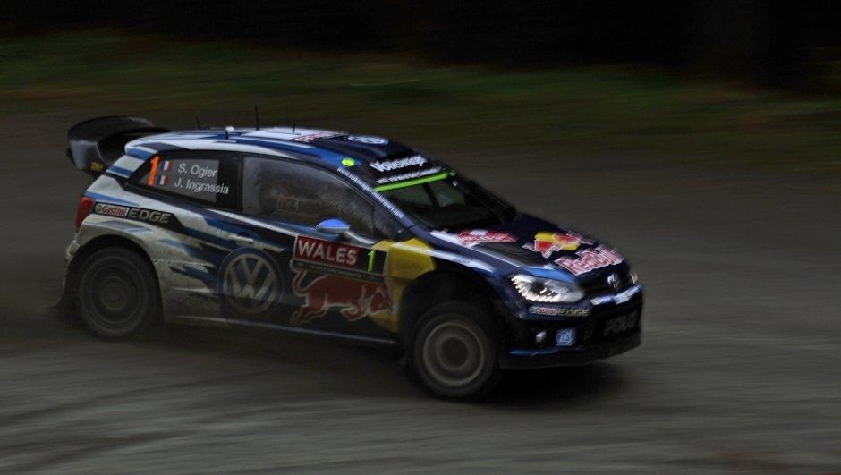 Rallye WRC de Grande-Bretagne 2015 : Ogier prend le large après 13 spéciales