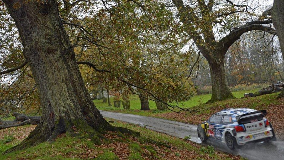 Rallye WRC de Grande-Bretagne 2015 : Ogier conclut l'année sur une victoire