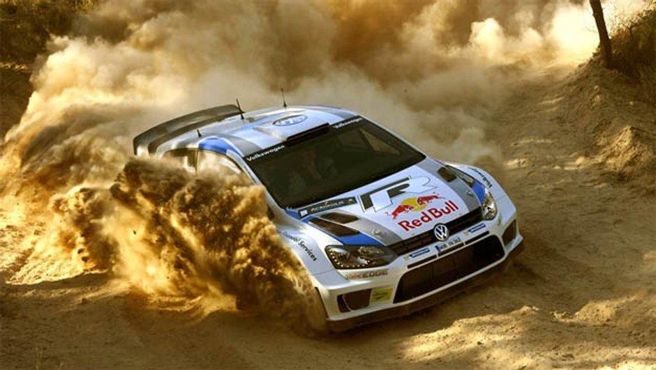 WRC - Rallye de l'Acropole - SS7-10 : Latvala plus que jamais leader