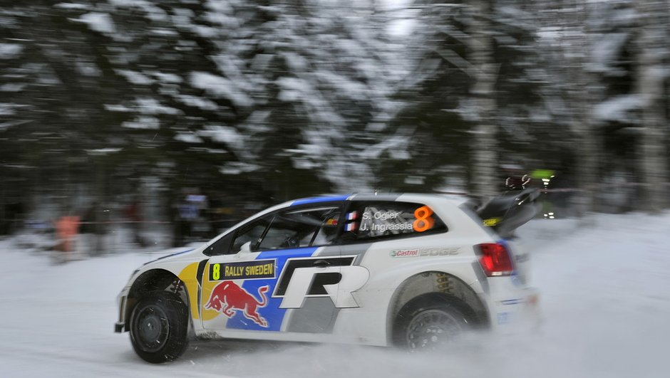 WRC - Rallye Suède 2013 : victoire pour Ogier, la première de Volkswagen