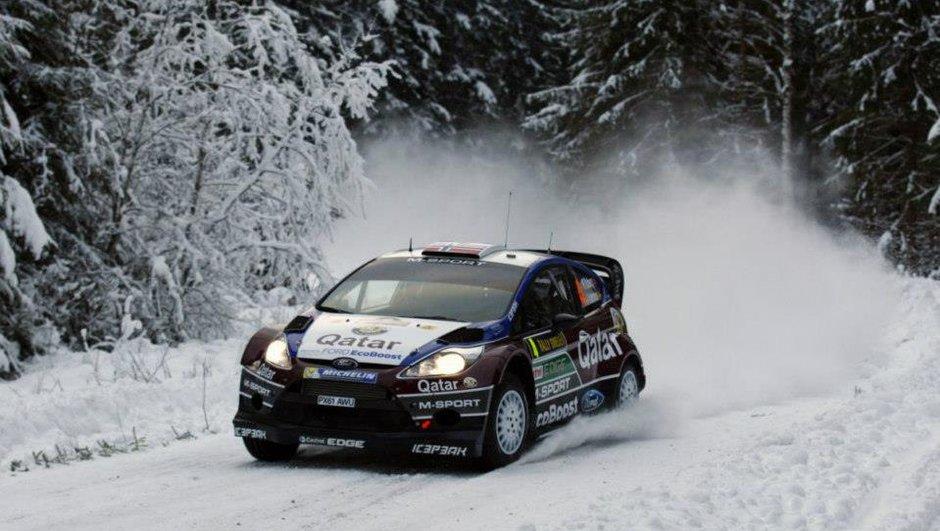 WRC : Mads Ostberg, la surprise de 2013?