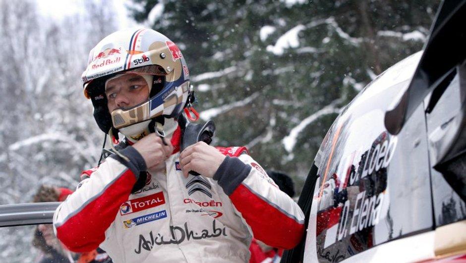 WRC : Sébastien Loeb de retour en 2016, avec son écurie