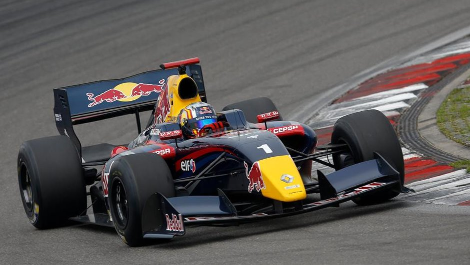 WSR 3.5 - Nurburgring : Sainz Jr gagne du terrain sur Gasly